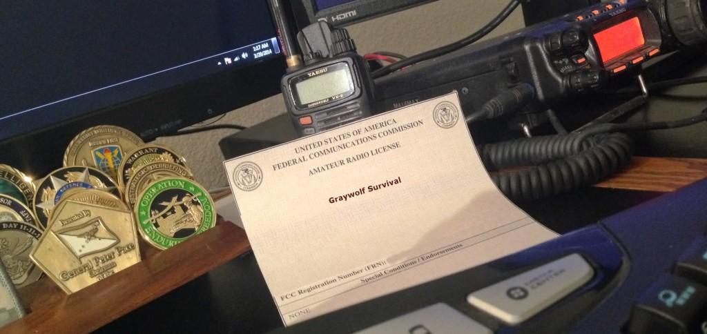 How to get a ham radio license
