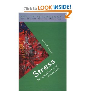 Maslow Stress