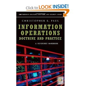OPSEC Information Operations book