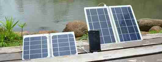 Suntactics sCharger-5 solar charger review – what I carried in Afghanistan
