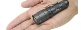 Surefire E1L flashlight review