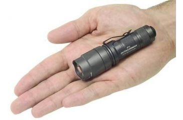 My go-to flashlight that I've carried in four combat zones: Surefire e1l review