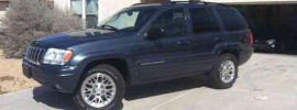 Ultimate SHTF project: 2002 Jeep Grand Cherokee