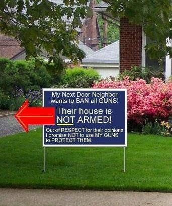Should preppers have guns?