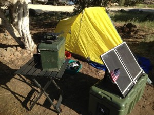 A portable prepping/camping solar AC/DC power box you can make at home