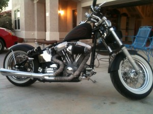 old swift harley i started with