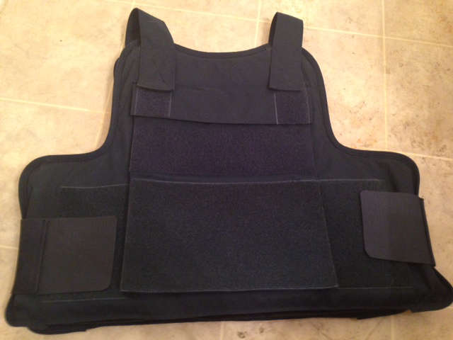 Graywolf Survival Level IIIa EnGarde body armor giveaway (ENDED)