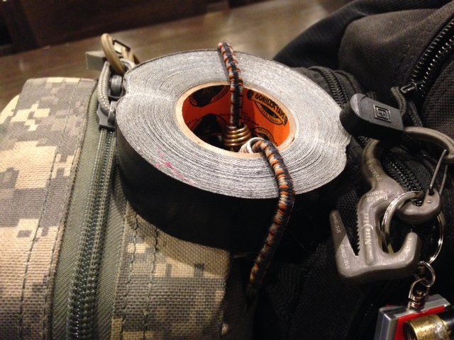 survival duct tape (gorilla)
