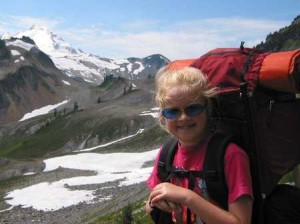 Choosing the right size bug out bag for your child is important