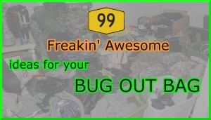 Lots of articles tell you the basics of what you need in your bug out bag. This is a list of 99 things you may not have considered. Awesome! - 99 freakin awesome ideas for your bug out bag gear - http://bit.ly/1rSh7Bc