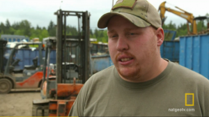This nitwit was soon arrested after appearing on Doomsday Preppers