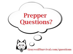 Prepper survival questions answered here