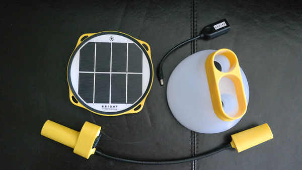 Prepper gear review: The eartheasy SunBell lamp and phone charger http://bit.ly/1qFGOI3