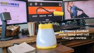 Sunbell in task light mode main image