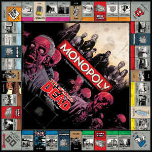 The best survival and prepper games the walking dead monopoly