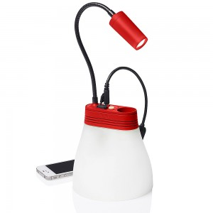 eartheasy SunBell cell charger and lamp review