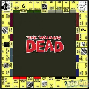 The best survival and prepper games: walking dead monopoly