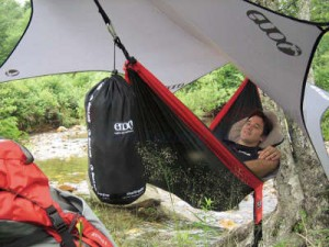 OneLink Sleep System with Double Nest Hammock