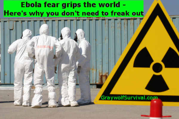 The world news is on fire with reports of infections and death from the Ebola virus, and victims are being brought to the US. What do you need to know?  - http://graywolfsurvival.com/?p=3685