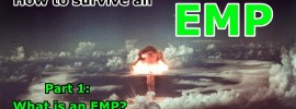 How to survive an EMP attack What is an EMP http://graywolfsurvival.com/?p=3761