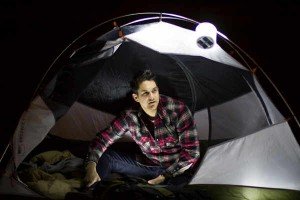 Luci-Inflatable-Solar-LED-Lantern-by-MPOWERD tent
