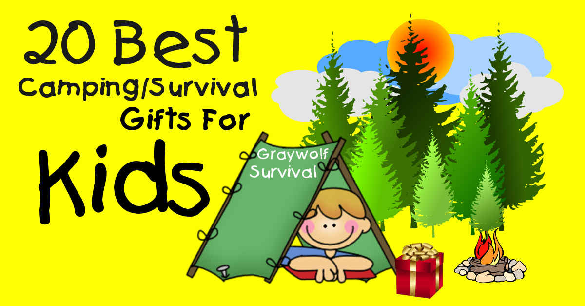 how to plan for a camping trip for kids