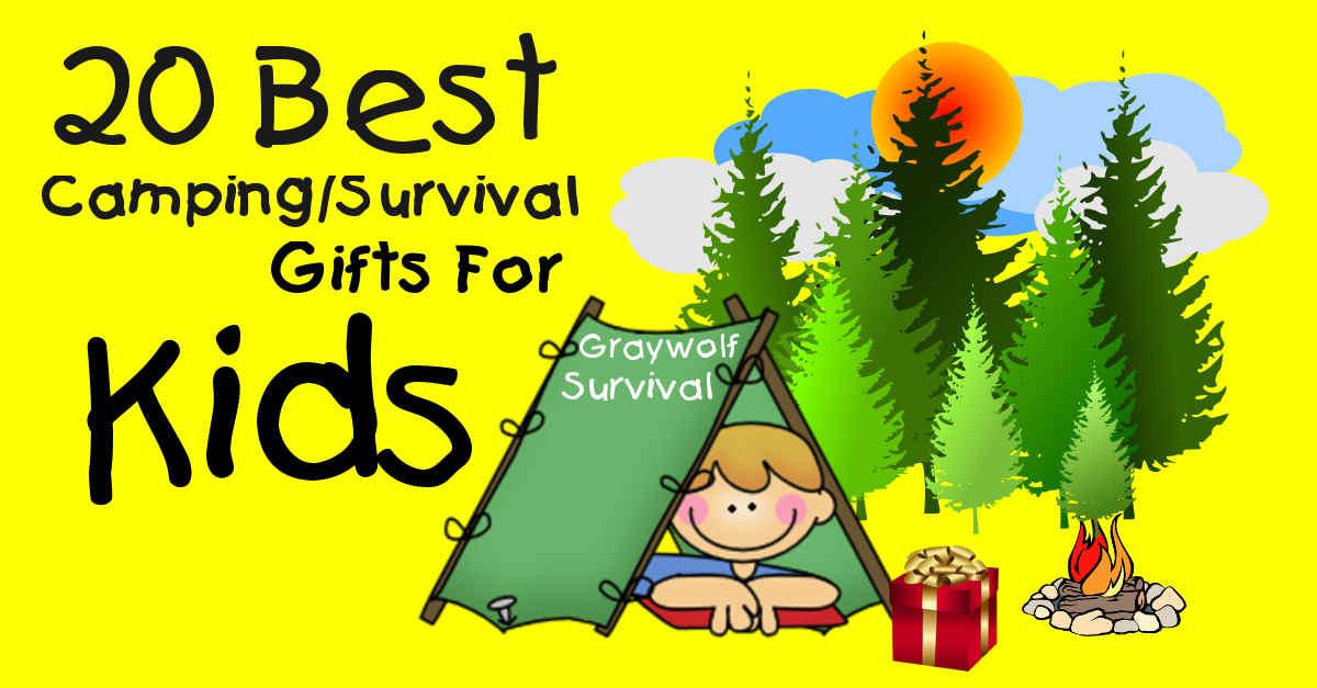 20 best campingsurvival gift ideas for kids solutioingenieria Gallery