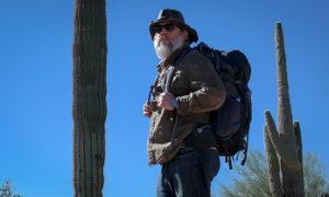 Gray Wolf | Veteran, Author and Prepper
