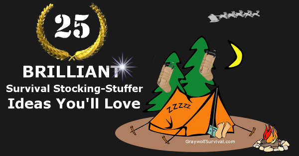 25 Brilliant Survival Stocking-Stuffer Ideas Youll Love