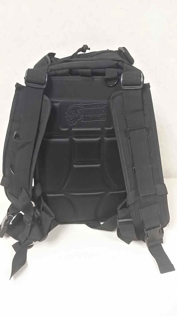 Voodoo Tactical Level III Assault Pack Back