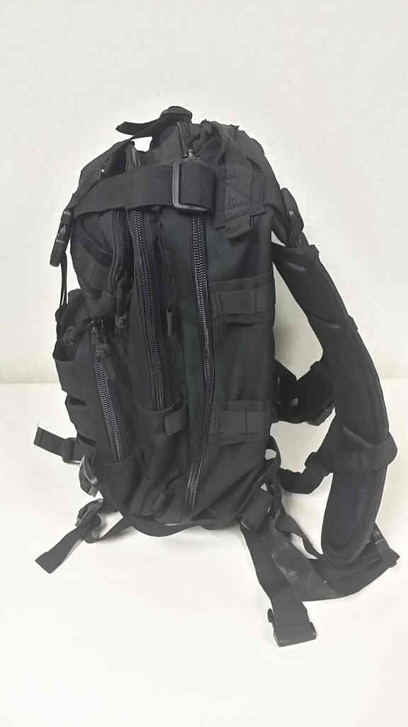 Voodoo Tactical Level III Assault Pack Side