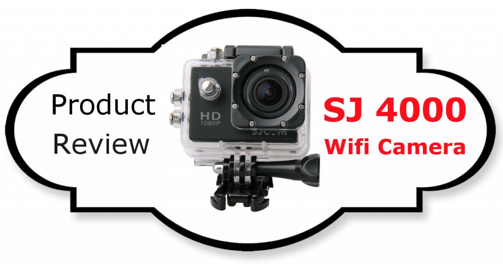 Product review: The SJ 4000 wifi camera