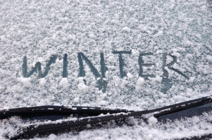 winter windshield