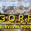 GORP: The better bug out bag survival food